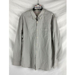 Banana Republic Mens Button Long Sleeve Shirt XXL